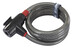 BBB BBL-41 PowerLock - Candado de cable - negro